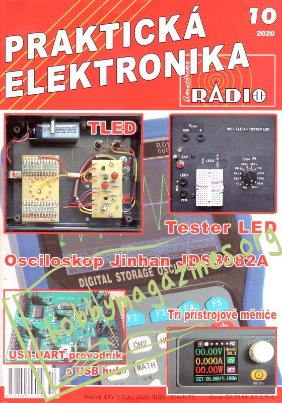Prakticka Elektronika 2020-10