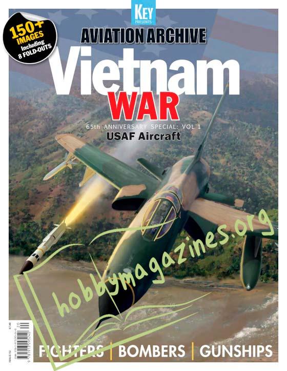 Aviation Archive - Vietnam War Vol.1 USAF Aircraft