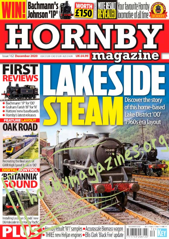 Hornby Magazine - December 2020
