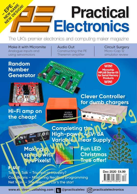 Practical Electronics - December 2020