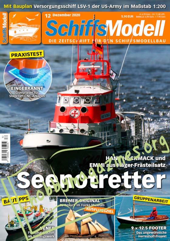 SchiffsModell – Dezember 2020