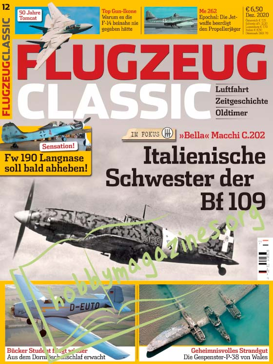 Flugzeug Classic 2020-12