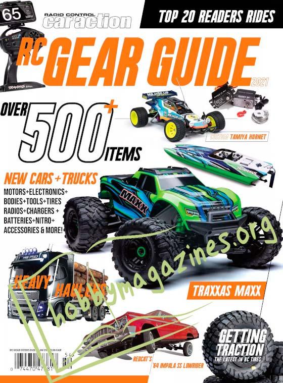 Radio Control Car Action RC Gear Guide 2021