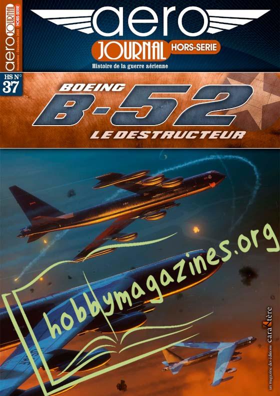 Aérojournal Hors-Serie 37 - Boeing B-52 Le Destructeur