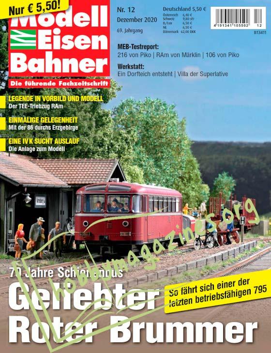 ModellEisenBahner - Dezember 2020