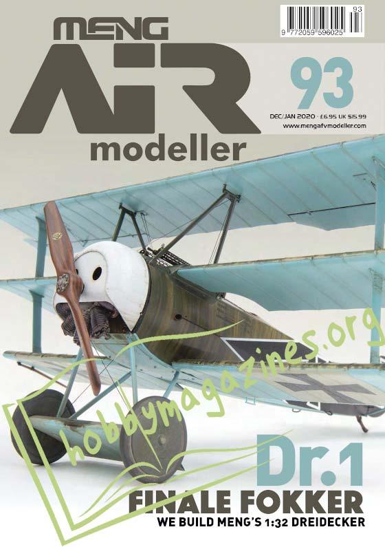 AIR Modeller - December/January 2021