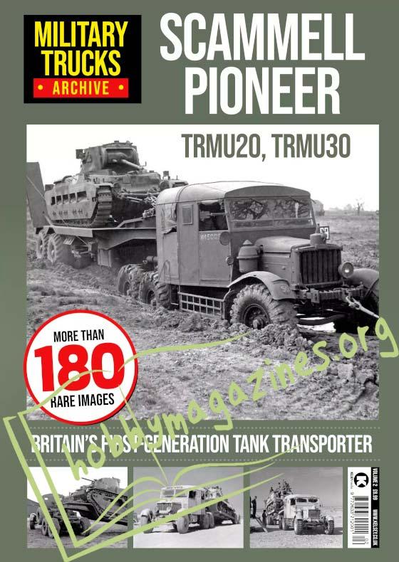 Military Trucks Archive 2 - Scrammel Pioneer TRMU20,TRMU30