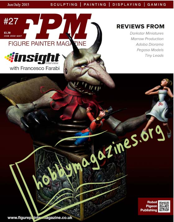 Figure Painter Magazine Issue 27