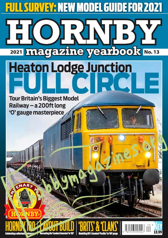 Hornby Magazine Yearbook 2021