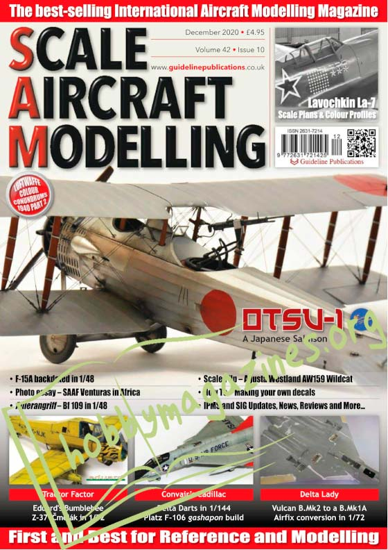 Scale Aircraft Modelling - December 2020