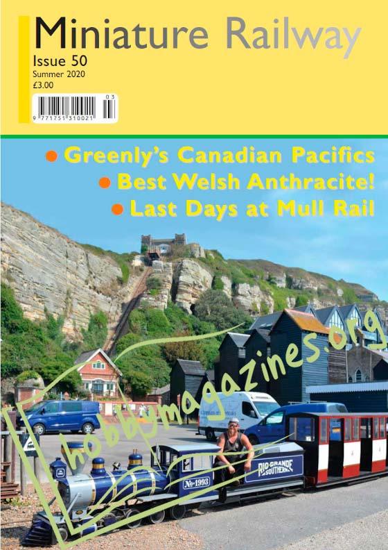 Miniature Railway - Summer 2020