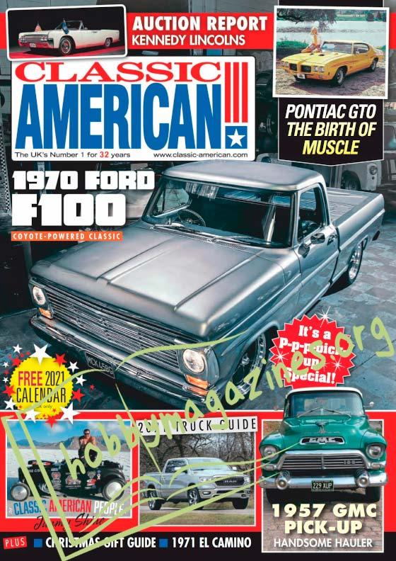 Classic American - December 2020