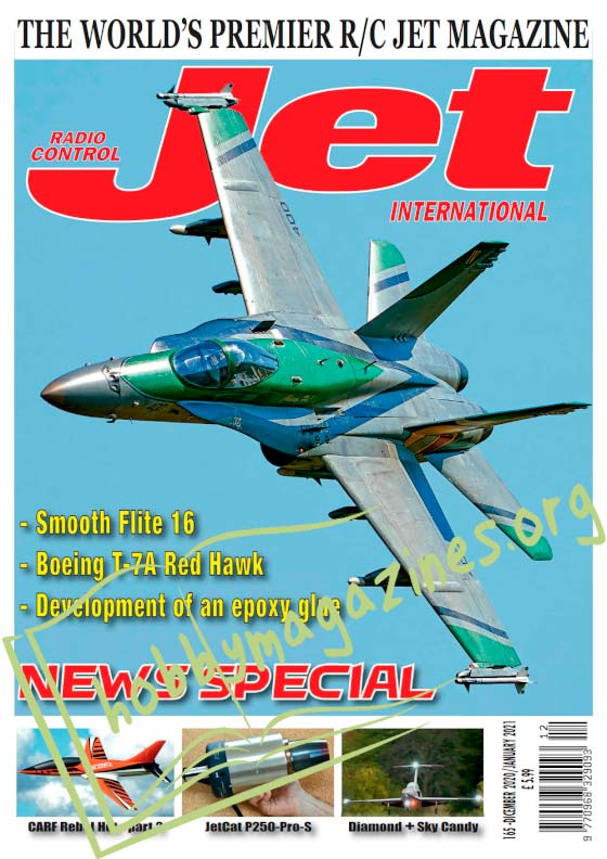 Radio Control Jet International - December/January 2021