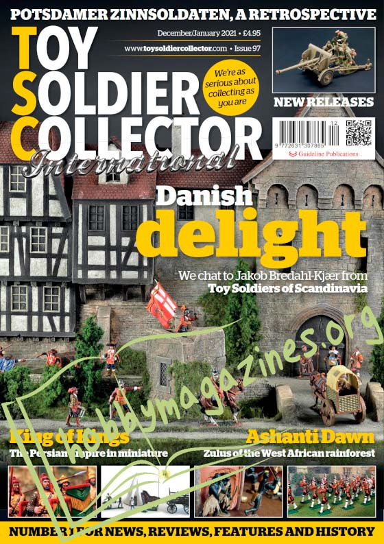 Toy Soldier Collector International - December 2020/ January 2021
