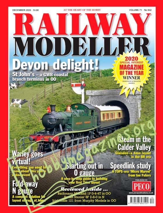 Railway Modeller - December 2020