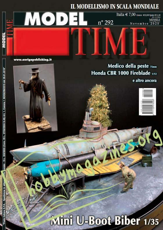 Model Time 292 - Novembre 2020