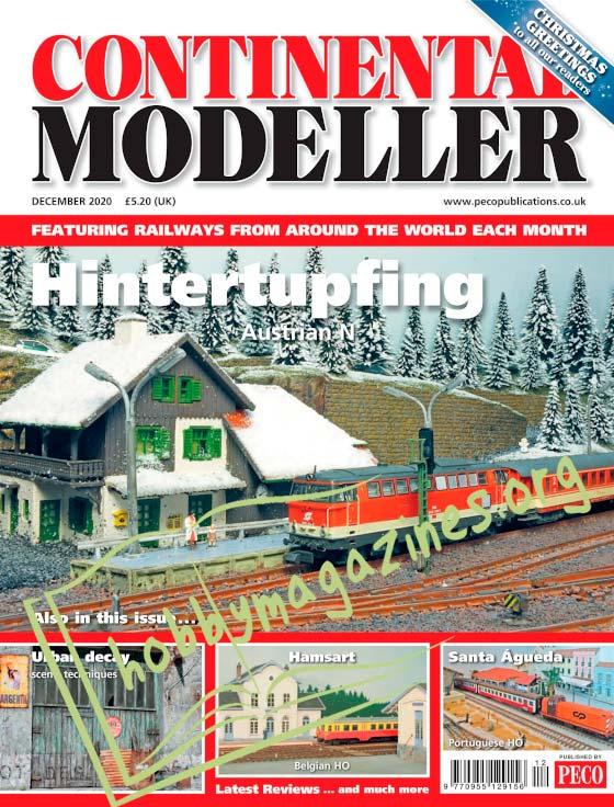 Continental Modeller - December 2020