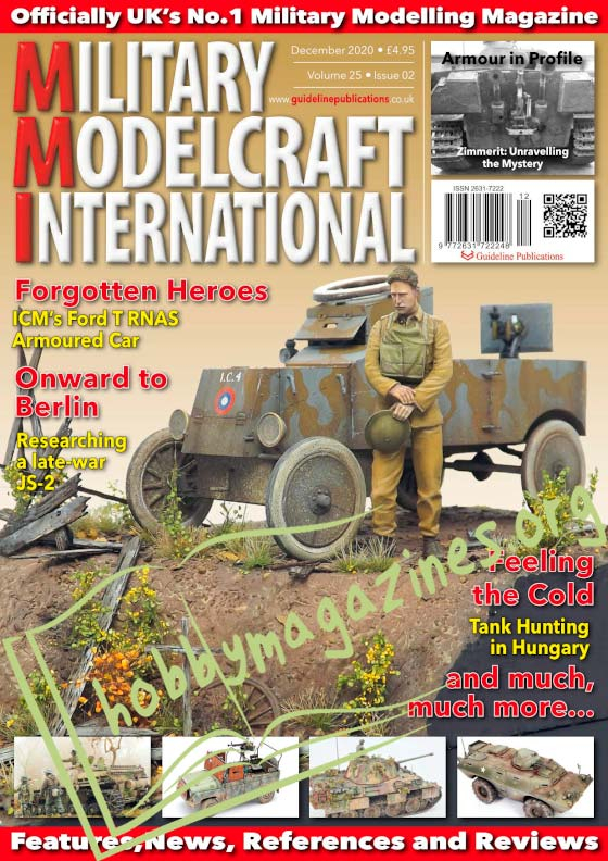 Military Modelcraft International - December 2020