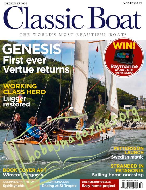 Classic Boat - December 2020