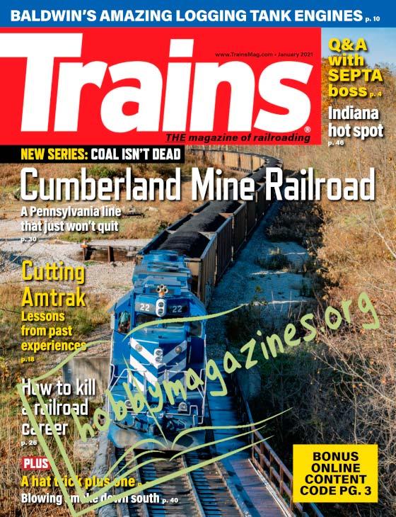Trains - January 2021