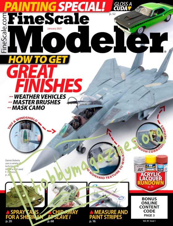 FineScale Modeler - January 2021