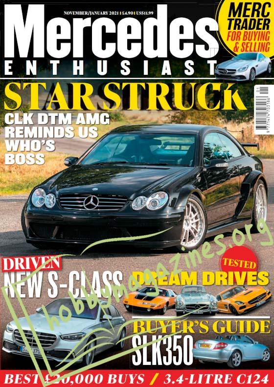 Mercedes Enthusiast - November/January 2021