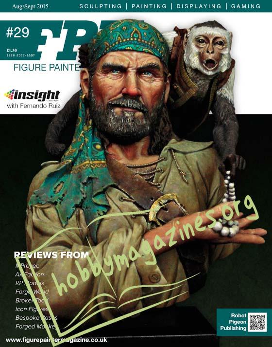 Figure Painter Magazine Issue 29