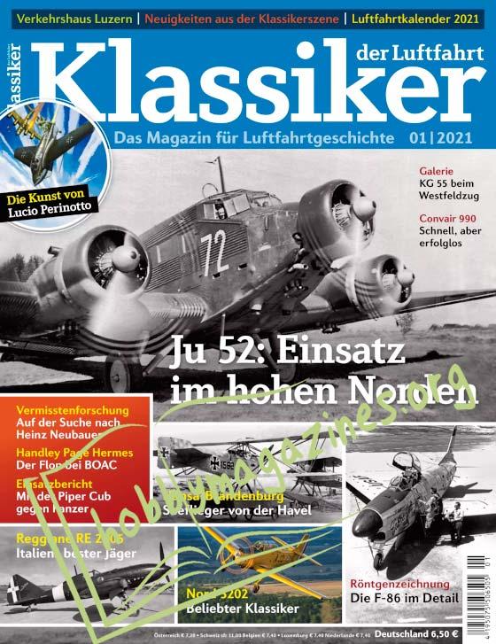 Klassiker der Luftfahrt 2021-01