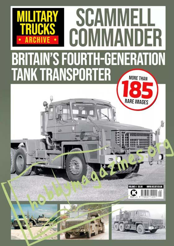 Military Trucks Archive 4 - Sammel Commander
