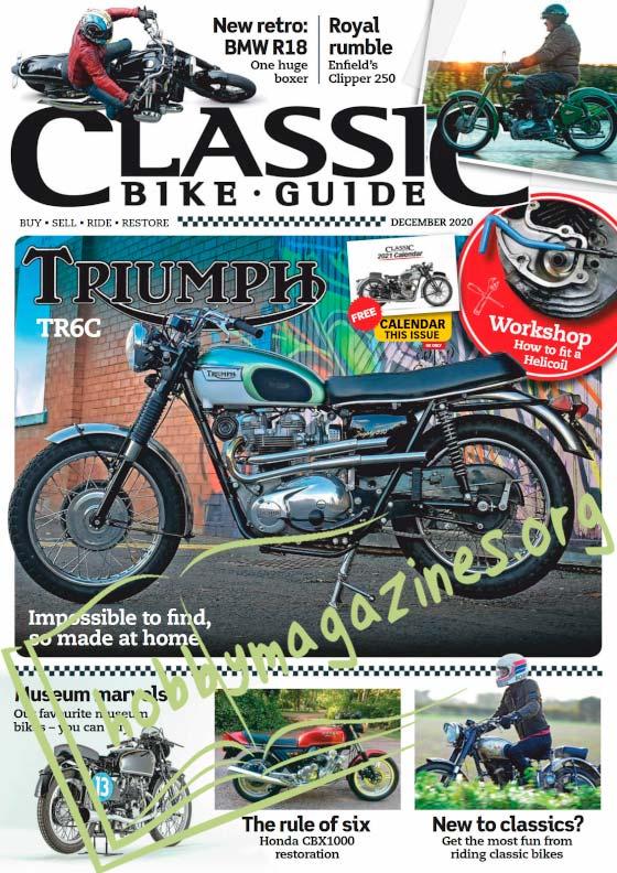 Classic Bike Guide - December 2020