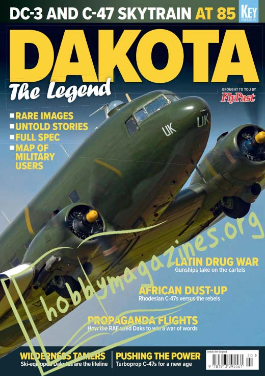 Dakota – The Legend