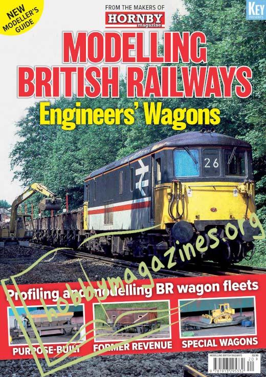 Modelling British Railways Engineers' Wagons