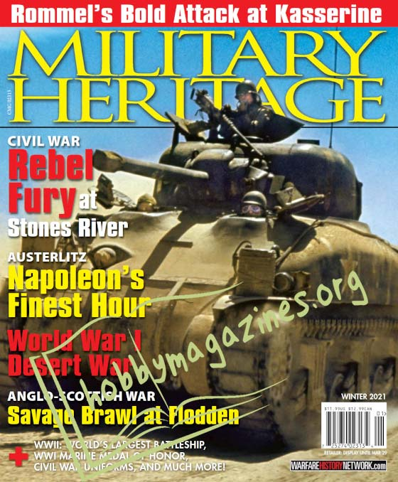 Military Heritage - Winter 2021