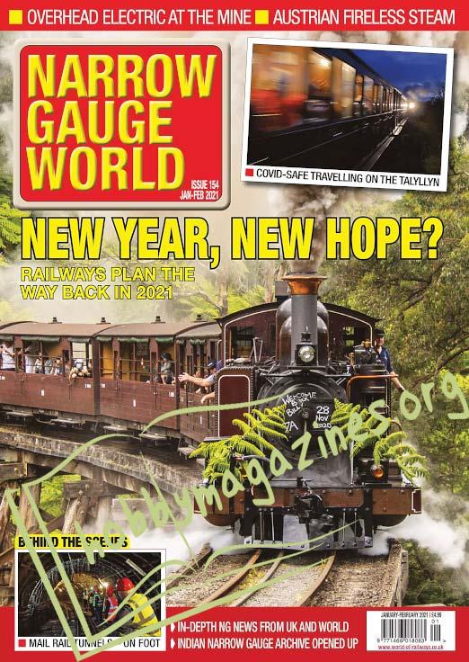 Narrow Gauge World - January/February 2021