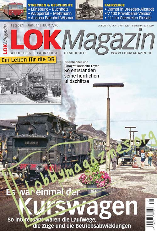 LOK Magazin - Januar 2021