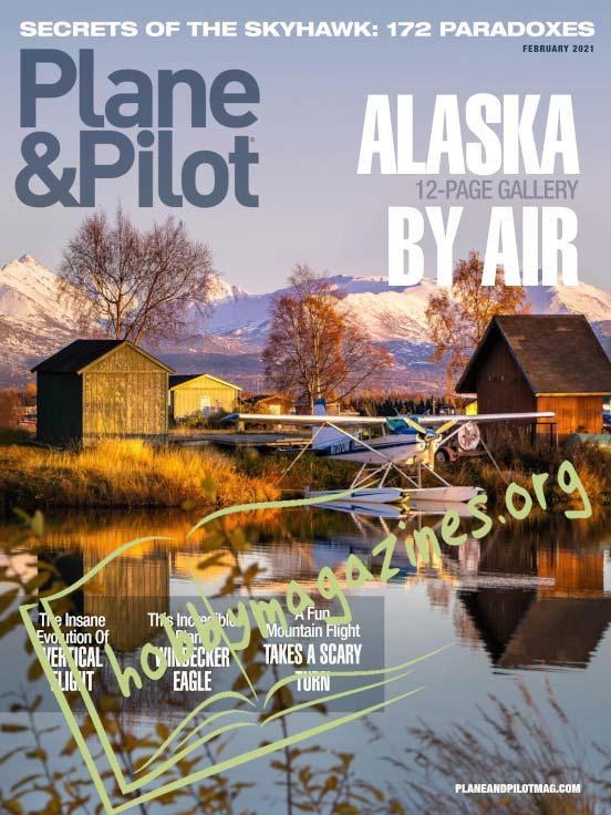 Plane & Pilot - January 2021