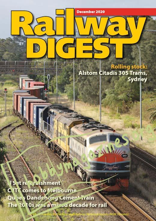 Railway Digest - December 2020