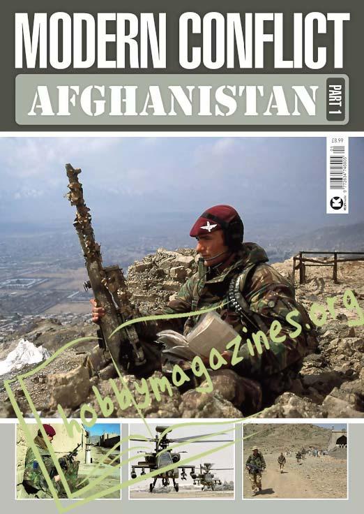 Modern Conflict - Afganistan Part 1