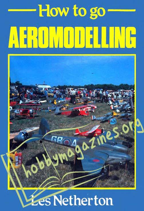 How to go Aeromodelling