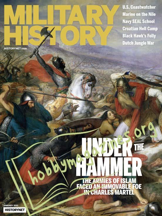Military History - January 2021