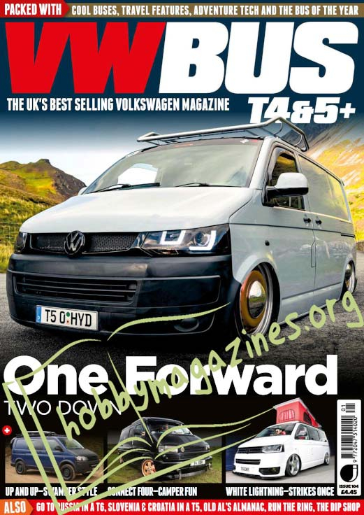 VW Bus T4&5+ Issue 104
