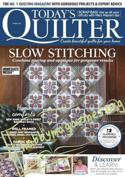 Today's Quilter - December 2020