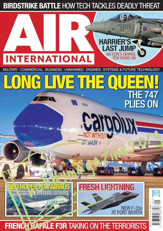 AIR International - January 2021