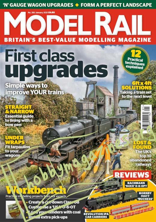 Model Rail - January 2021