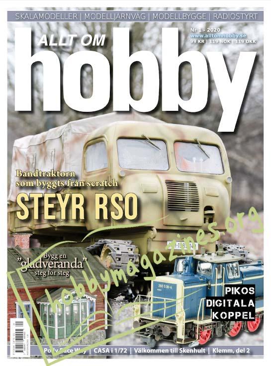 Allt Om Hobby 2020-01
