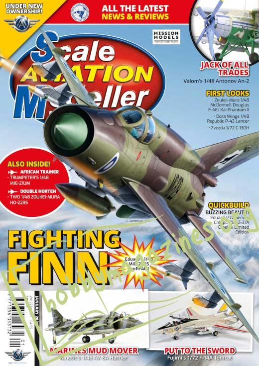 Scale Aviation Modeller International - January 2021