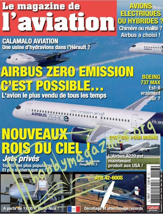Le Magazine de l'Aviation - Janvier-Mars 2021