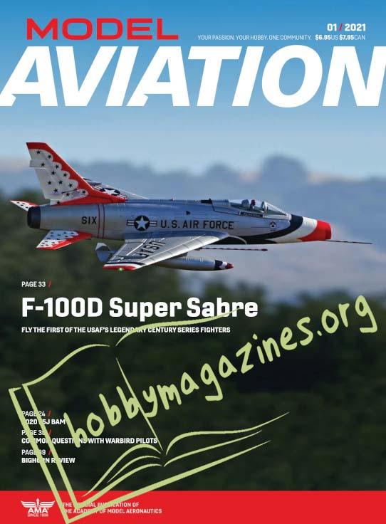 Model Aviation - January 2021