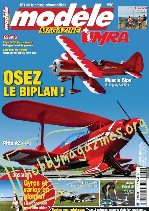 Modèle Magazine - Decembre 2020
