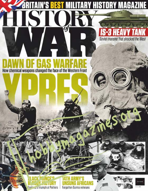 History of War Issue 089